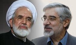 اعتراض عفو بینالملل به تداوم بازداشت موسوی، کروبی و همسرانشان