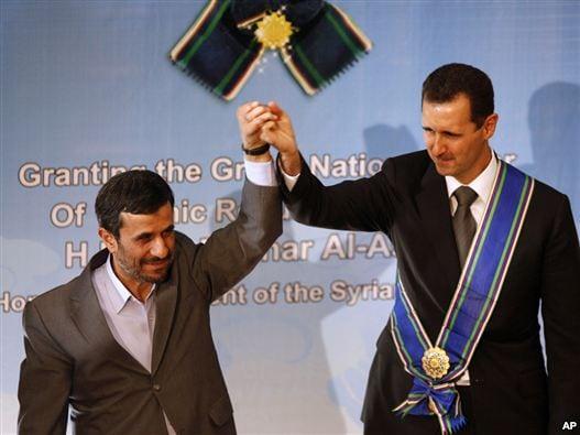 احمدینژاد: انتخابات، آزادی و عدالت حق مردم سوریه است