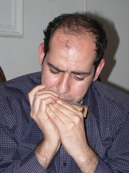 Darioush Ramezani