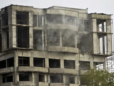 حمله طالبان به سفارت آمريکا و مقر ناتو در کابل ۱۴ کشته برجای گذاشت
