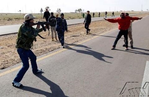 لیبی در کشاکش میان رقابت های قبیله ای و دخالت نظامی غرب
