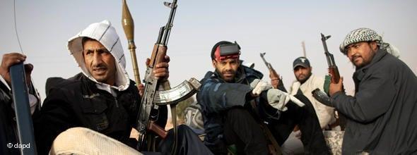 سی هزار کشته در انقلاب لیبی، برای آزادی چندهمسری؟!