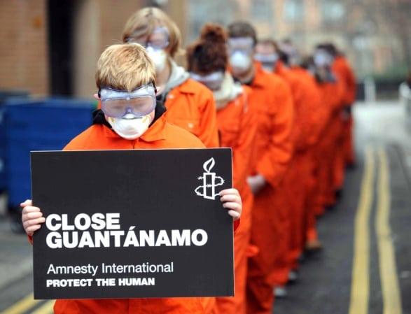 زندان نظامی گوانتانامو همچنان پابرجاست