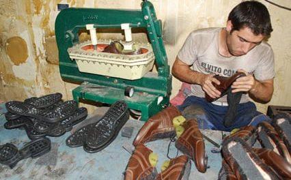 زوال صنعت کفش ایران