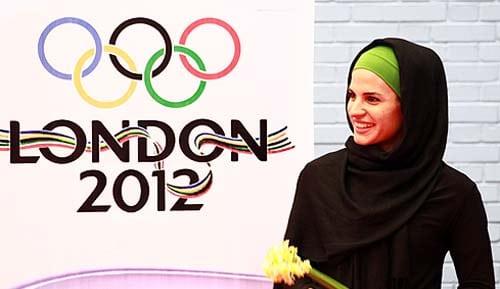 نخستین حضور یک پینگپنگباز زن ایرانی در المپیک