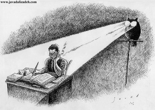 صادق هدایت و شکنجه زنان
