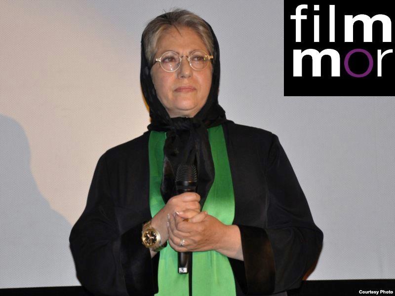 تقدیر از رخشان بنی اعتماد در دهمین جشنواره ی بین المللی فیلم زنان در ترکیه