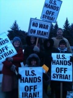 تنها گزینهی سوریه مذاکره و اصلاحات مردمی است