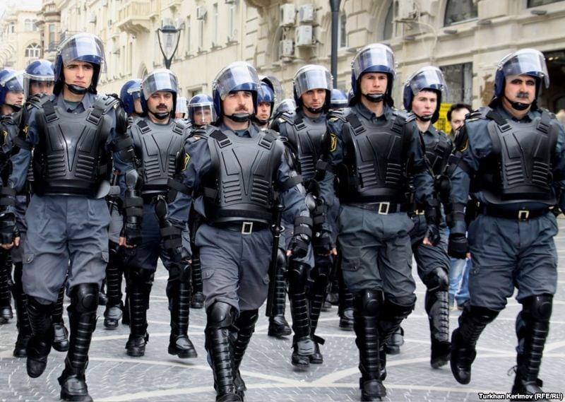 عملیات ضد تروریستی در جمهوری آذربایجان چندین کشته بر جای نهاد