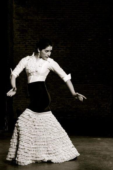 گفت و گو با دل آرا تیو هنرمند رقصندهی فلامینکو
