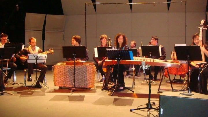 ارکستر بينالفرهنگی – تصور جهان در هم تنیده