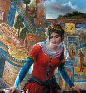 هوسرانیها و عشقبازیهای دو شاه ساسانی – بخش دوم و پایانی