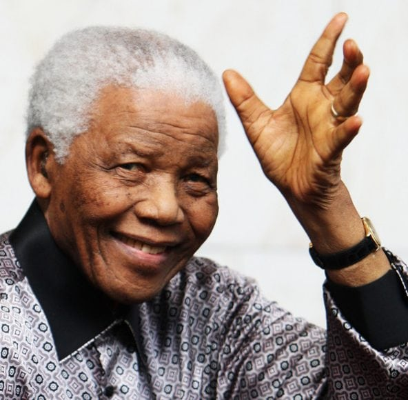 Nelson+Mandela