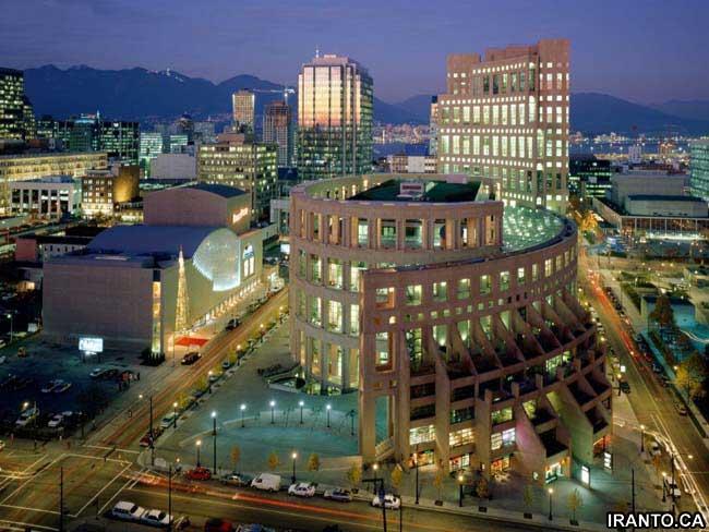 کتابخانه مرکزی ونکوور، دومین کتابخانه زیبا در جهان شناخته شد