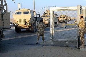 خروج آمریکا از عراق، اما فقط تا مرز کویت!