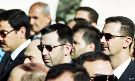 نهادهای سرکوبگر امنیتی و اطلاعاتی سوریه