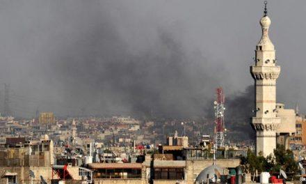 درگیری در دمشق و فرار نظامیان سوری ادامه دارد