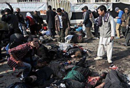 در افغانستان چی می گذرد؟