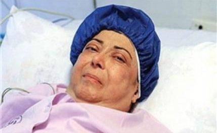 نادیا دلدار گلچین درگذشت