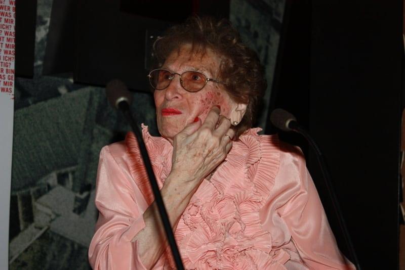 دیدار با مادربزرگ آرژانتینی