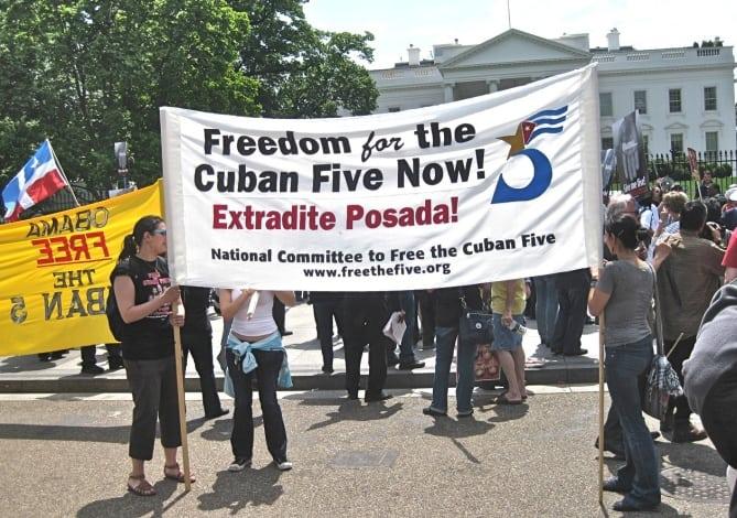 دادخواهی برای «۵ کوبایی»