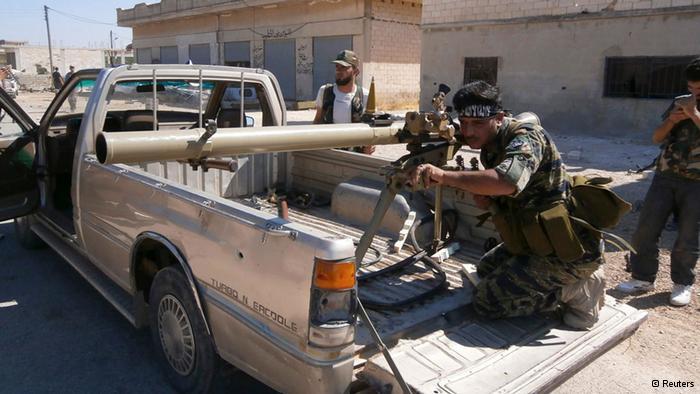 جنگ داخلی در سوریه وارد مرحله جدیدی شده است