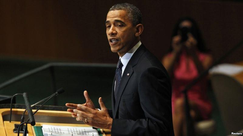 اوباما: زمان برای حل مناقشهای هستهای ایران نامحدود نیست