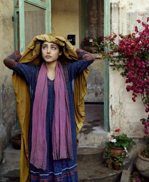 گلشیفته فراهانی در جشنواره فیلم لندن