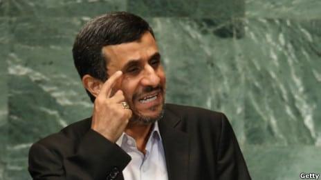 آخرین سخنرانی احمدینژاد در سازمان ملل: زنده باد بهار