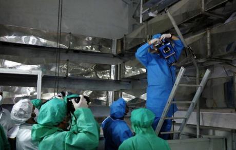 آمادگی ايران برای مذاکره درباره توقف غنیسازی ۲۰ درصدی اورانيوم