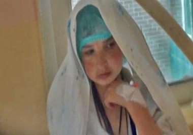 ثبت ۵۵۰ خشونت در برابر زنان در کمیسیون حقوق بشر افغانستان در یک ماۀ اخیر