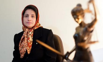 نسرين ستوده در پی اعتصاب غذا به بهداری زندان اوین منتقل شد