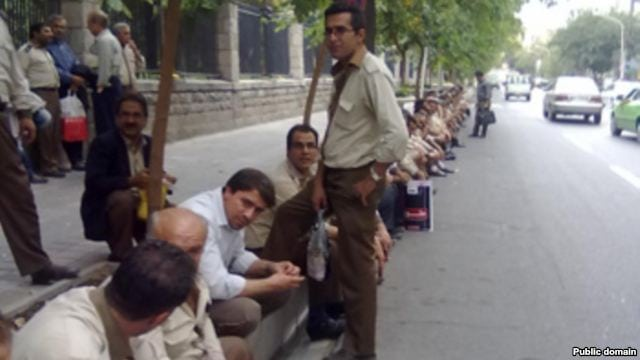 Drivers in Iran