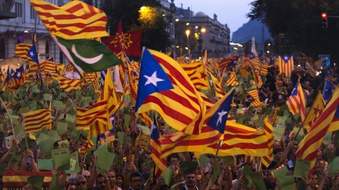 Spain Catalan Indep