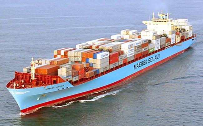 بزرگترین شرکت حمل و نقل دریایی جهان انتقال کالا به ایران را متوقف کرد