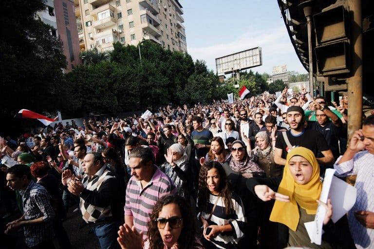 شکست فرعون جديد مصر در ميدان تحرير
