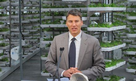 افتتاح نخستین مزرعه عمودی شهری در پارکینگی در ونکوور