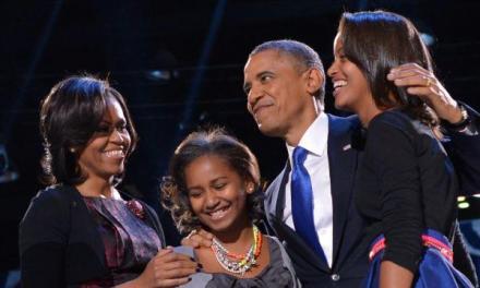 تمدید اقامت اوباما در کاخ سفید برای ۴ سال دیگر