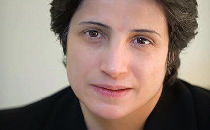 نسرین ستوده نماد ایستادگی و بیداری زنان ایران