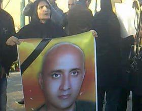 گزارش مراسم چهلم ستار بهشتی و گفت و گو با سحر بهشتی و محمد نوری زاد