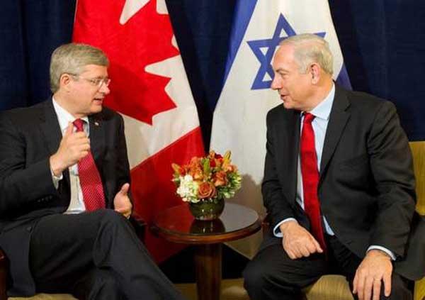 کانادا دست در دست اسرائیل و جزیره ۲۰۰۰۰ نفری پالاو 