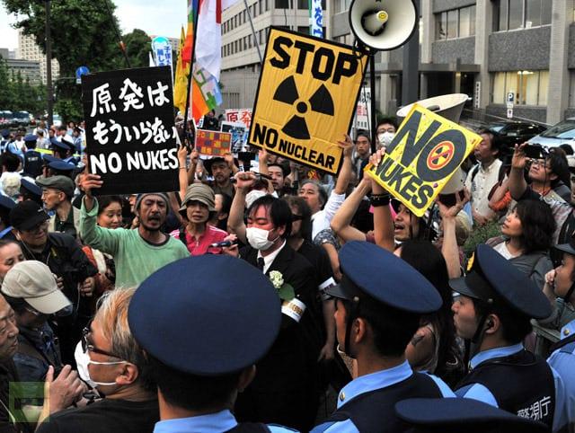 خیز راستگراهای ژاپن برای تولید تسلیحات هستهیی