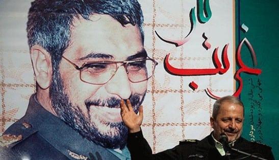 معاون ناپدید شده وزارت دفاع ۱۸ ماه در ایران زندانی بود