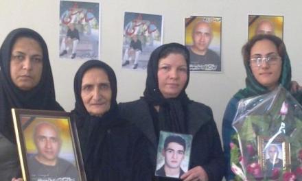 دیدار مادران پارک لاله با خانواده ستار بهشتی
