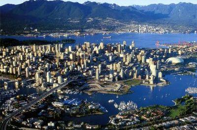 ونکوور پنجمین شهر برتر دنیا و بهترین شهر کانادا شناخته شد