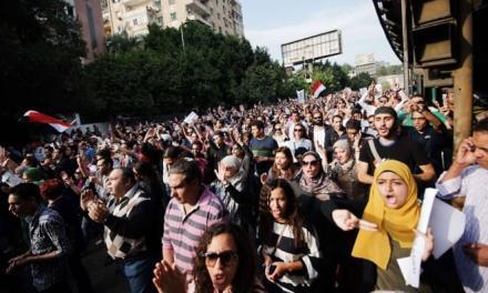 مخالفت مصریها با تلاش اخوان المُسلمین برای برپایی رژیم ولایت فقیه