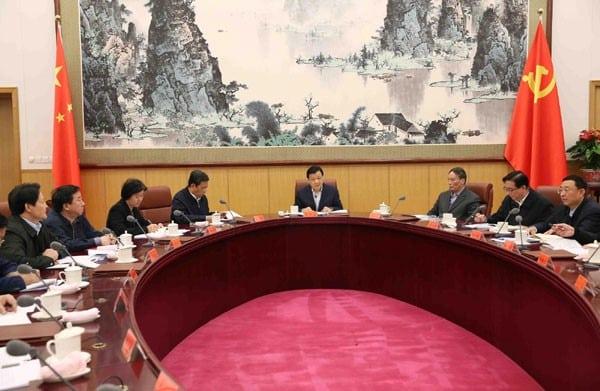 چین: بوروکراسی و تجمّل دولتی ممنوع!