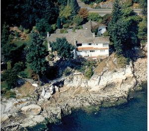 خانه ۳۸ میلیون دلاری وست ونکوور به فروش گذاشته میشود