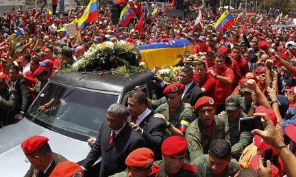 Chavez-coffin