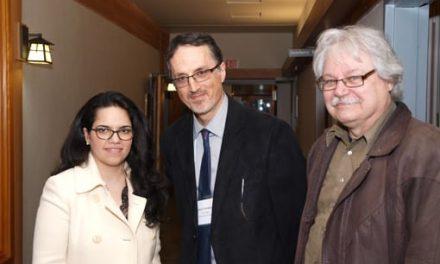 فرازهایی از سخنرانیهای اساتید دانشگاههای کانادا